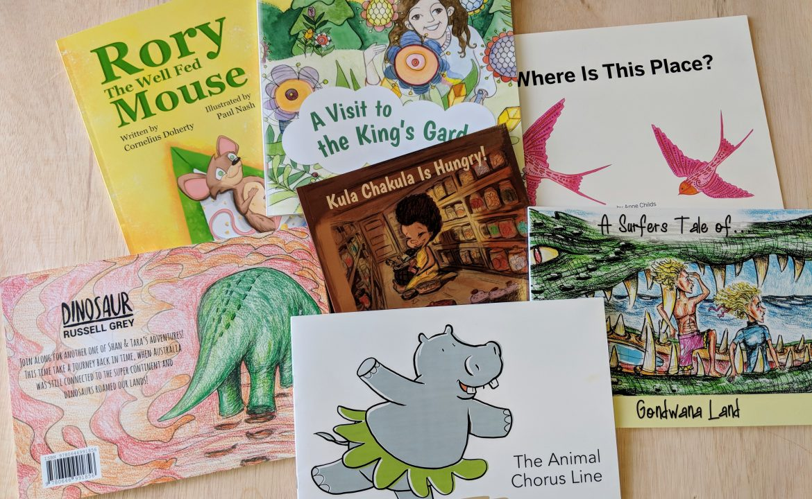 Children Books Printed by Printnova
