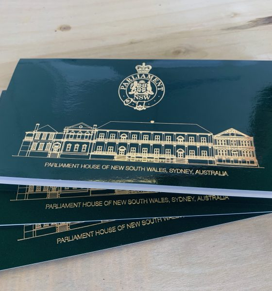Gold Foiling Card Printing Newcastle | Printnova